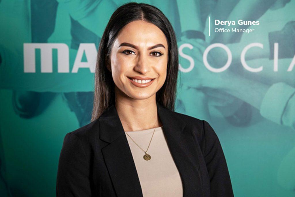 Derya Gunes   Office Manager Matz Social
